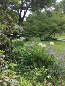 Donna and Sam Stout Garden 2016